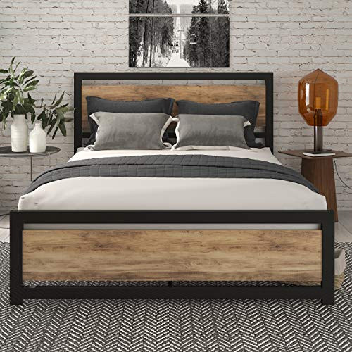 Best Sturdy Bed Frame for Active Couples