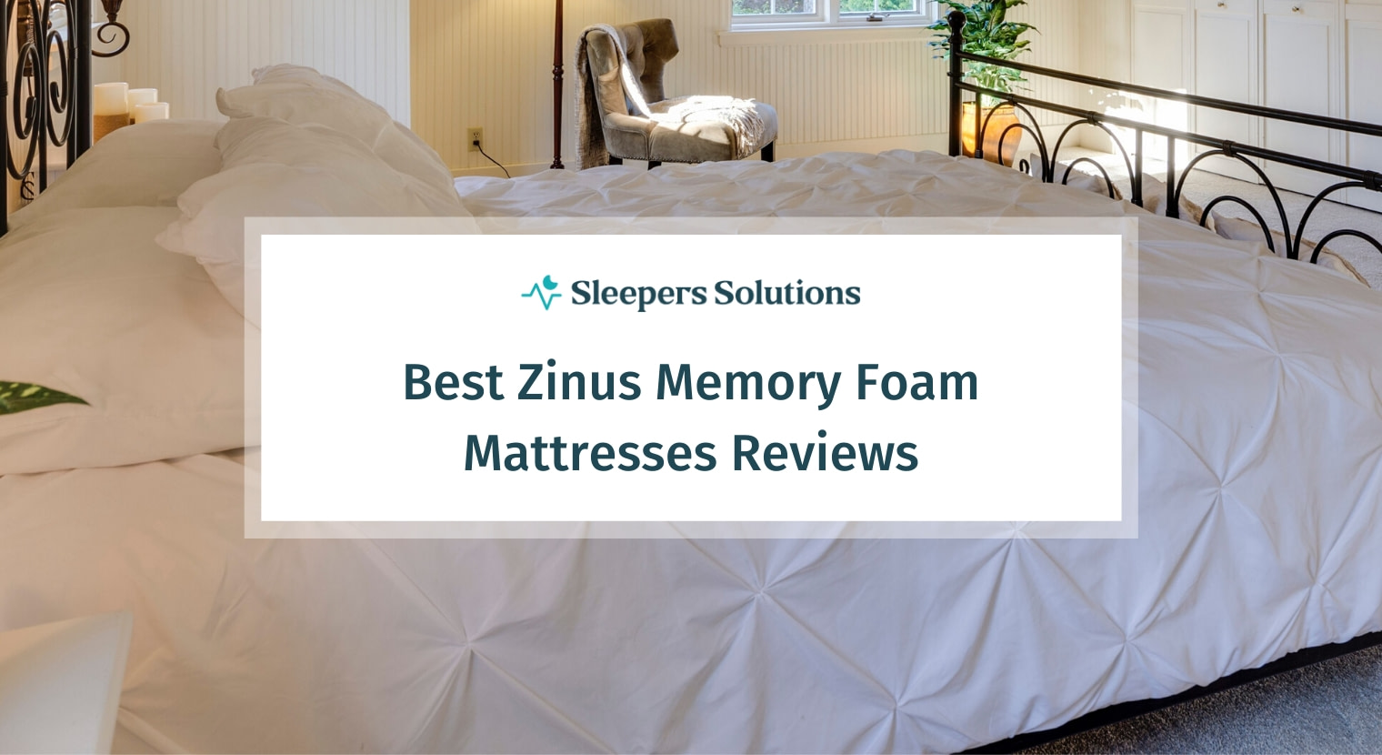 Best Zinus Memory Foam Mattresses Reviews